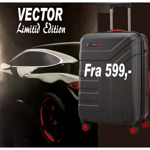 Travelite VECTOR Limited Edition Black