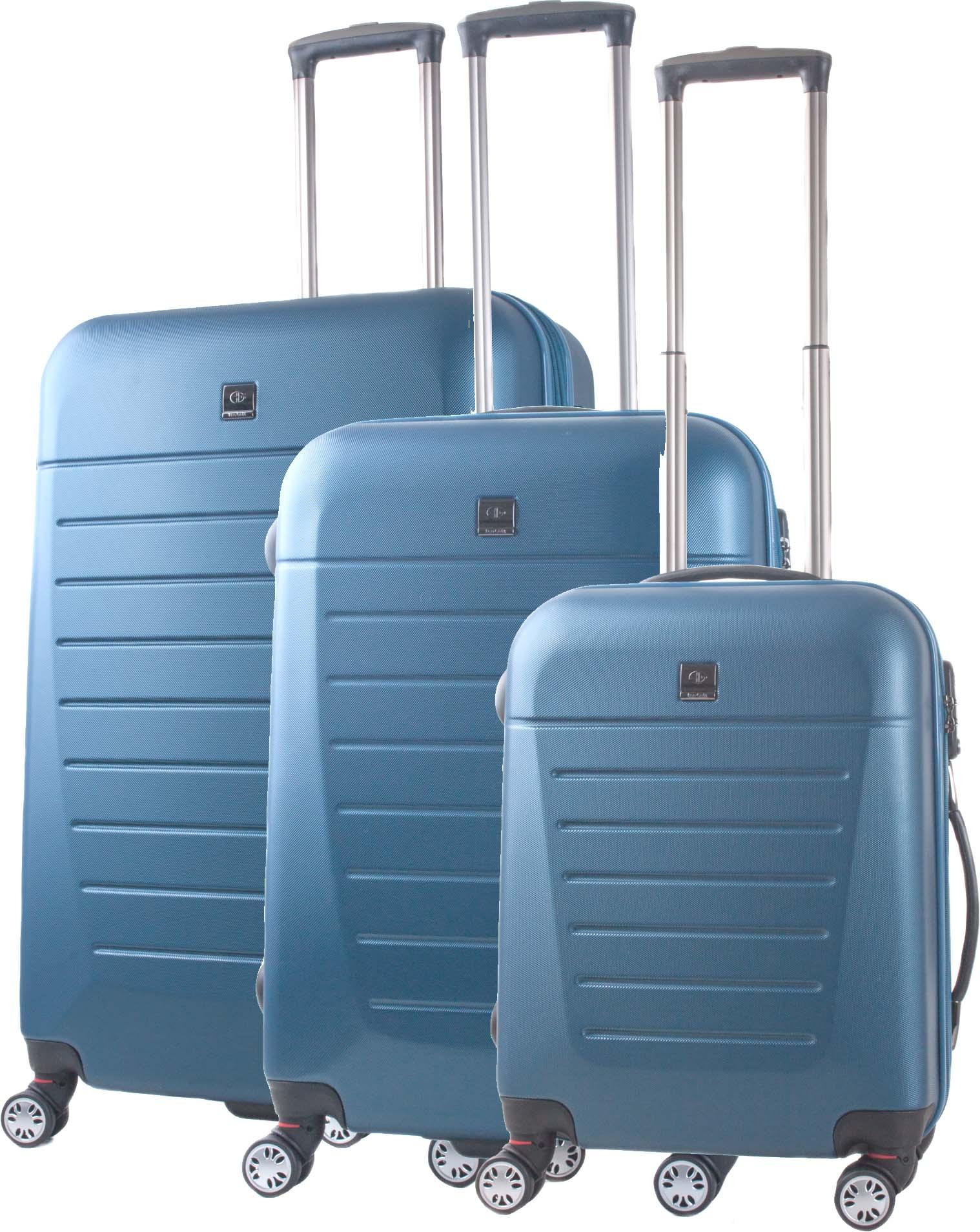 billig kuffert med 4 hjul