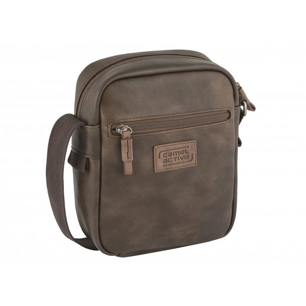 Camel Active Cross bag XS Laos taske Brun