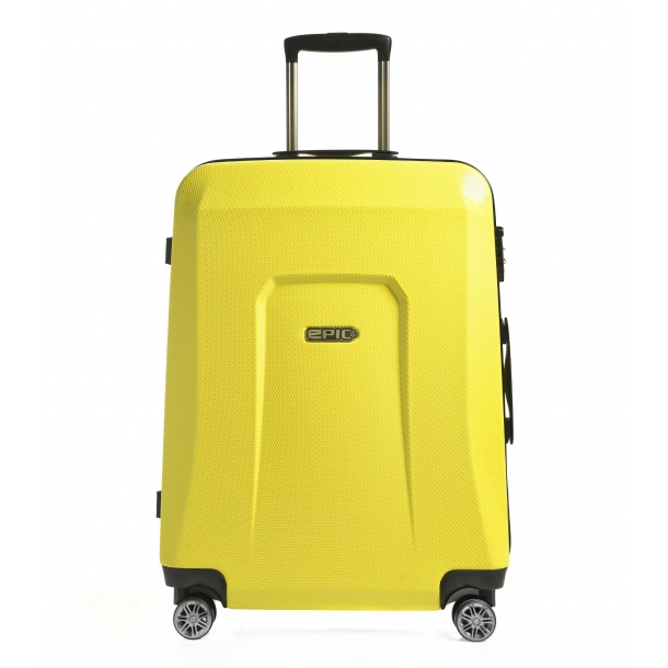 EPIC HDX 4 hjul trolley Yellow