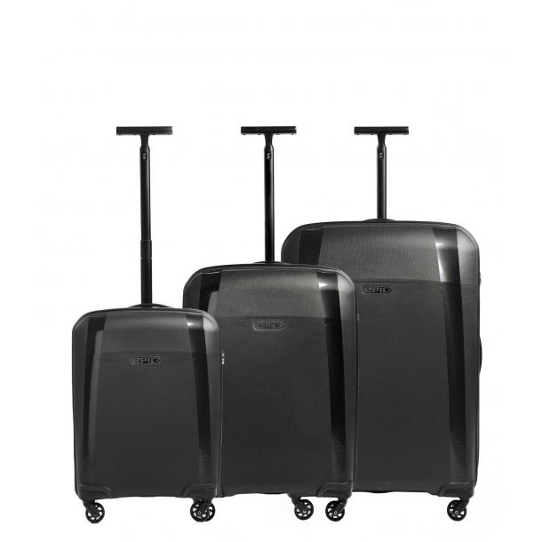 EPIC Phantom SL Sort kuffertsæt