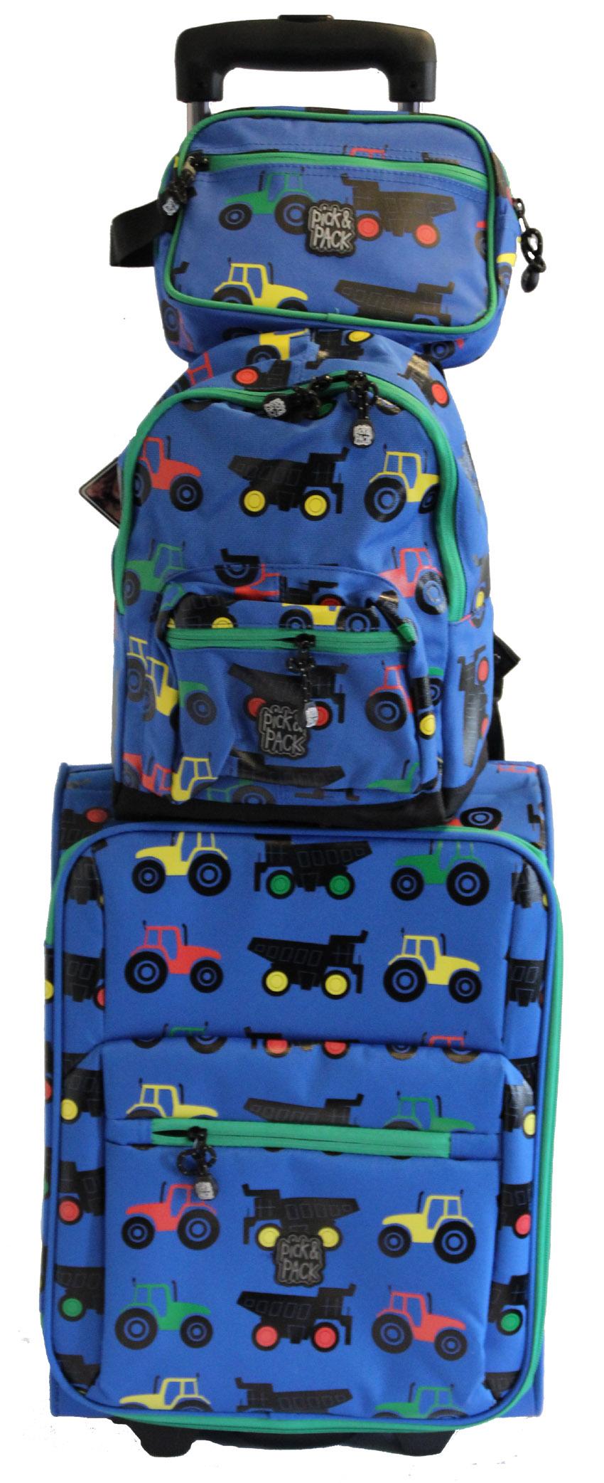 pick and pack kuffert