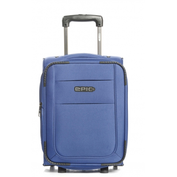 EPIC Discovery ULTRA kabine kuffert 55cm SLIMMAX™  Blå