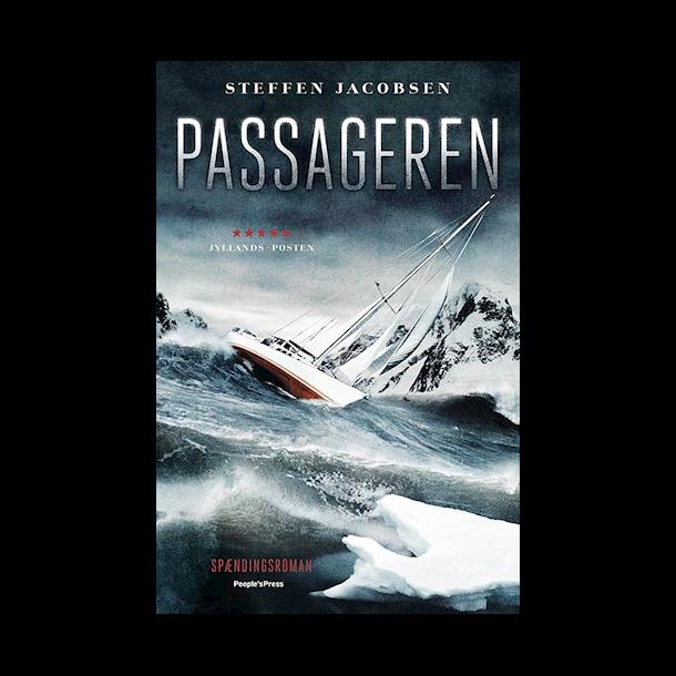 Passageren af Steffen Jacobsen PaperBack