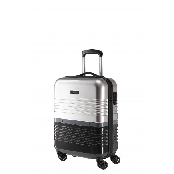 Travelite FRISCO series Black/Silver