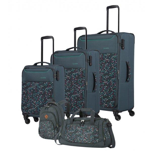 Travelite ARGON Dotted Sæt af 5 styk