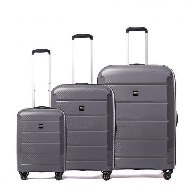 AirBox AZ 1 ExcaliburGrey kuffertsæt