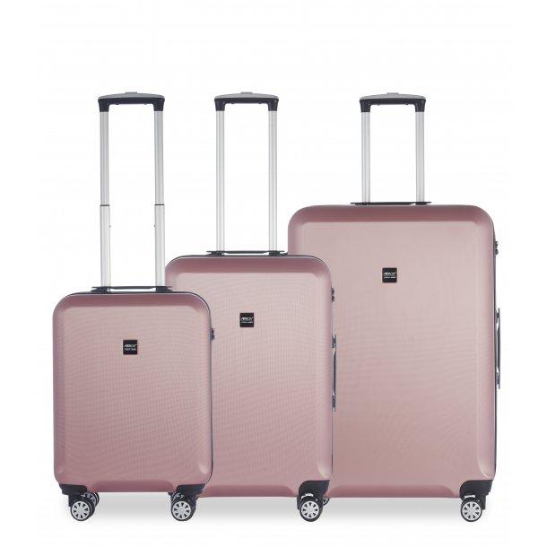 AirBox AZ 8 Rose Kuffertsæt