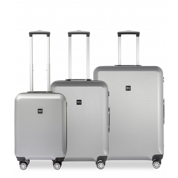 AirBox AZ 8  Silver Kuffertsæt