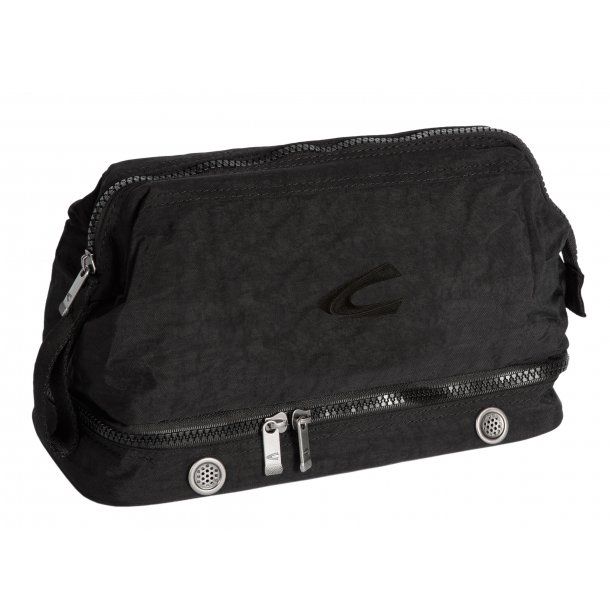 Camel Active Journey Wash Bag Black