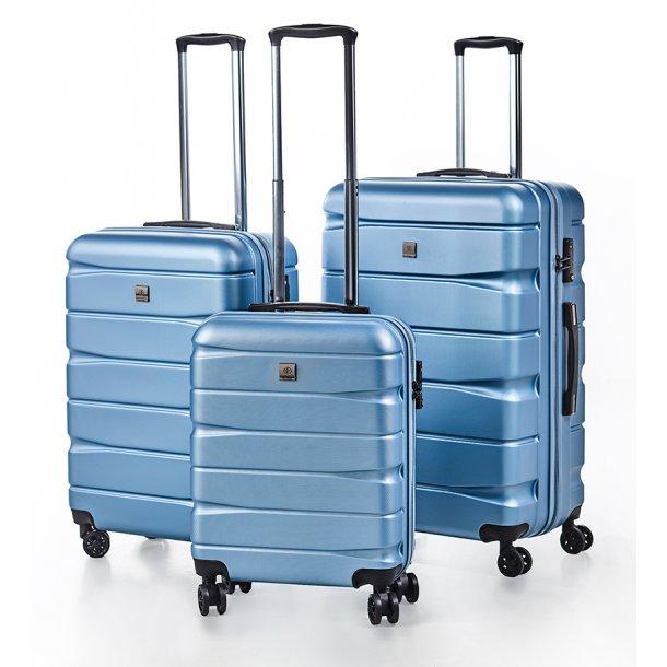 Bon Gout Tokyo IceBlue kuffertsæt