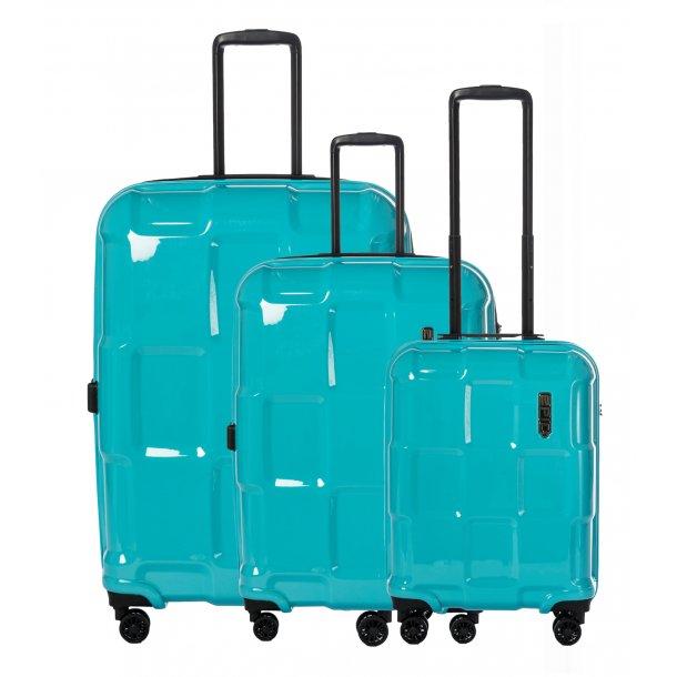 EPIC Crate Ex Solid RadianceBlue kuffertsæt