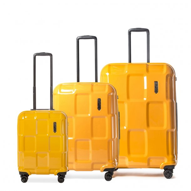EPIC Crate Ex Solid ZinniaOrange kuffertsæt