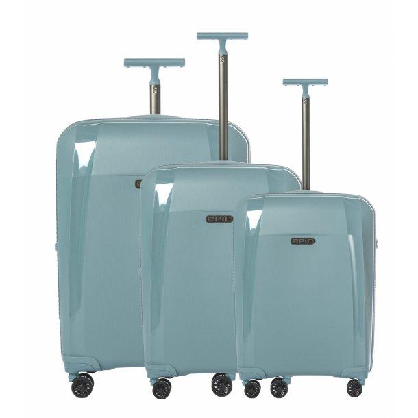 EPIC Phantom SL MorningMist kuffert kuffertsæt