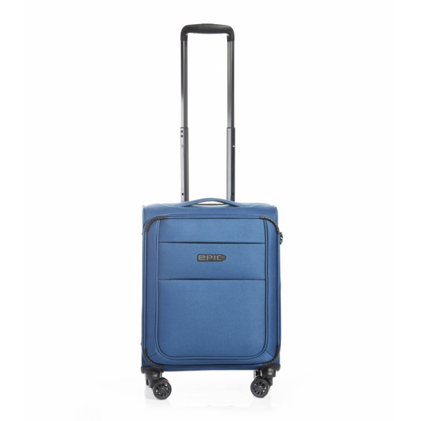 EPIC Discovery ULTRA kabine 4 hjul kuffert 55cm SLIMMAX™  Pacific Blue