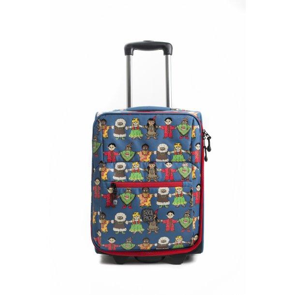 Pick & Pack børne kuffert - Peace