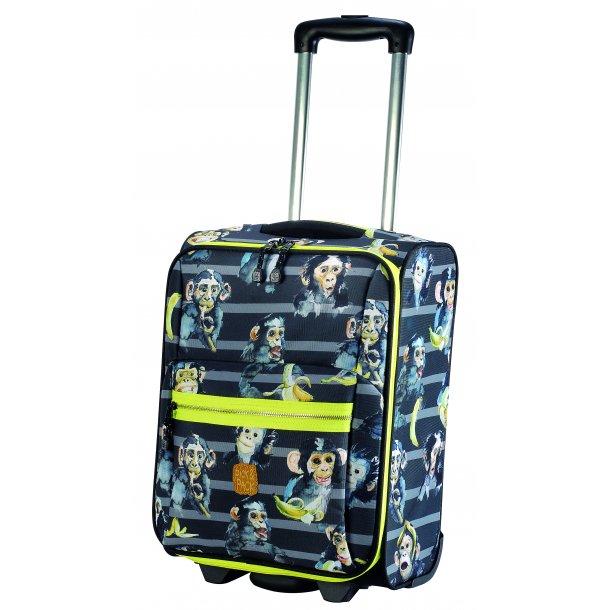 Pick & Pack børne kuffert Chimpanse