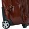 AshWood Knightsbridge Leather Trolley