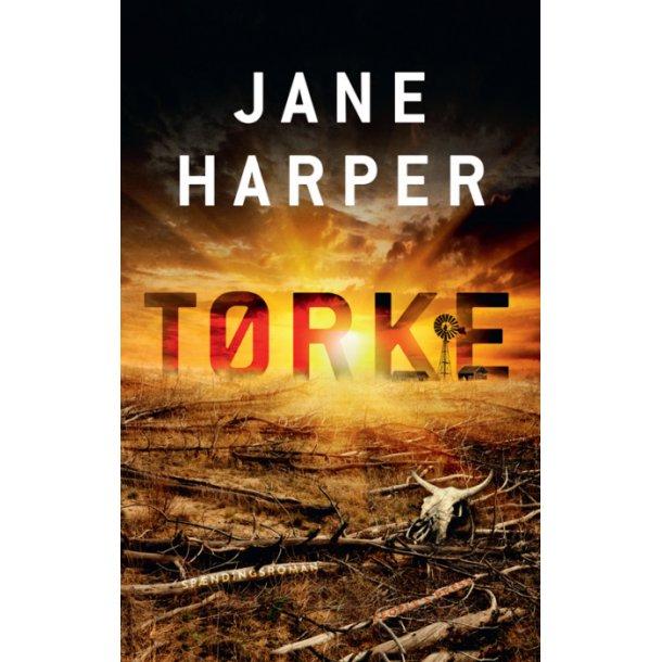 Tørke af Jane Harper PaperBack