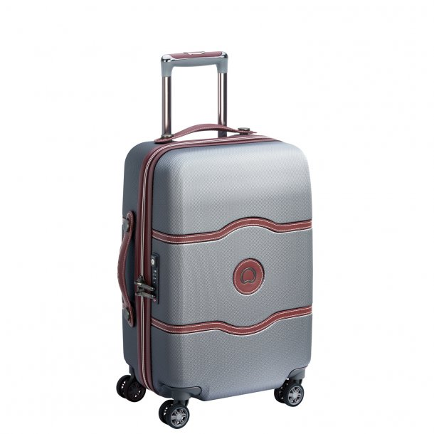 Delsey Chatelet AIR silver