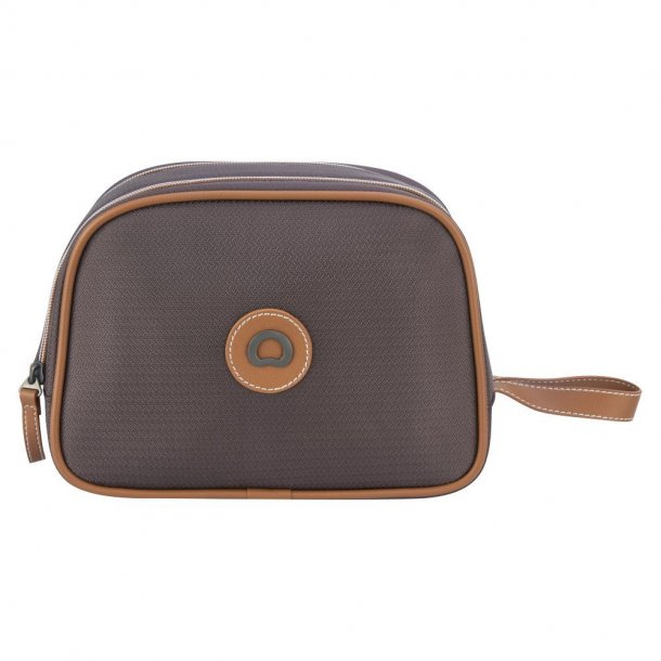 CHATELET AIR TOILET BAG CHOCOLATE