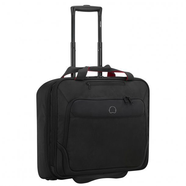 Delsey Parvis Plus Trolley Boardcase 17.3