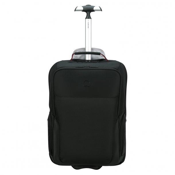 Delsey PARVIS PLUS 2W Business kabine kuffert / trolley / Rygsæk