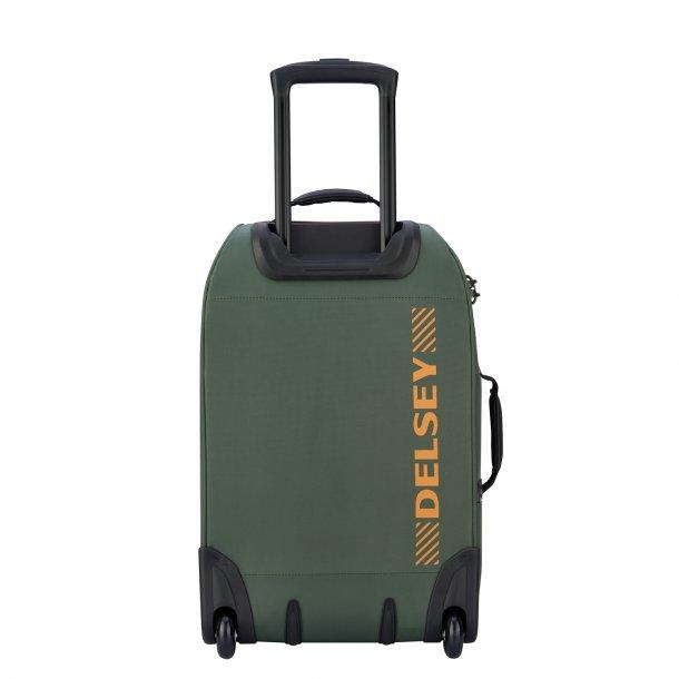 Delsey TRAMONTANE Dufflebags / Rejsetaske / Rygsæk 69 Liter KHAKI M/Hjul