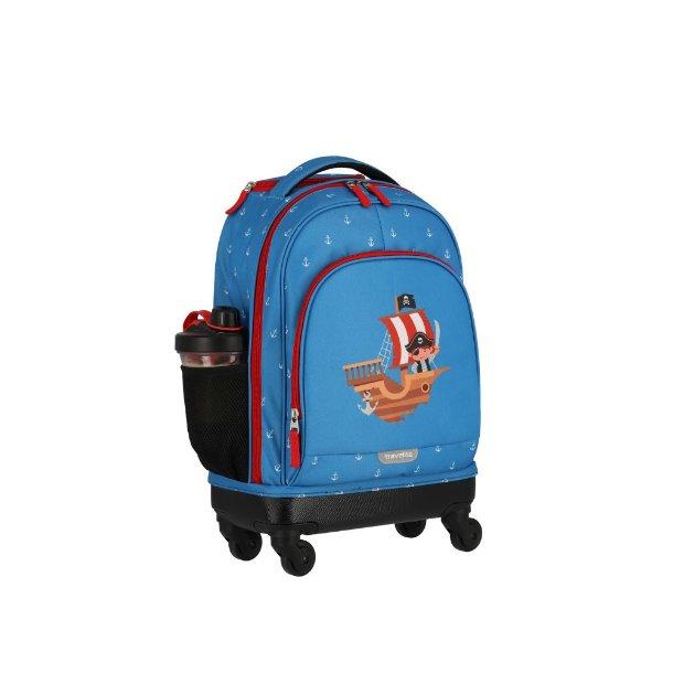 Mini-Trip børne kuffert fra Travelite Pirat