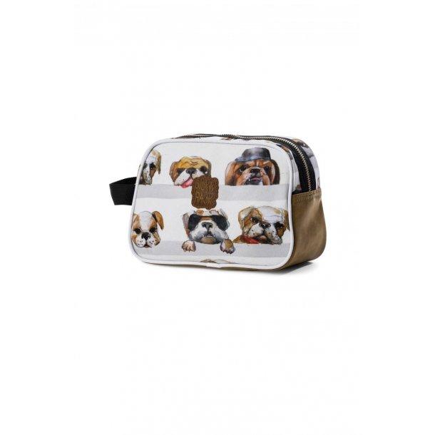 Pick og Pack toilet taske Dogs