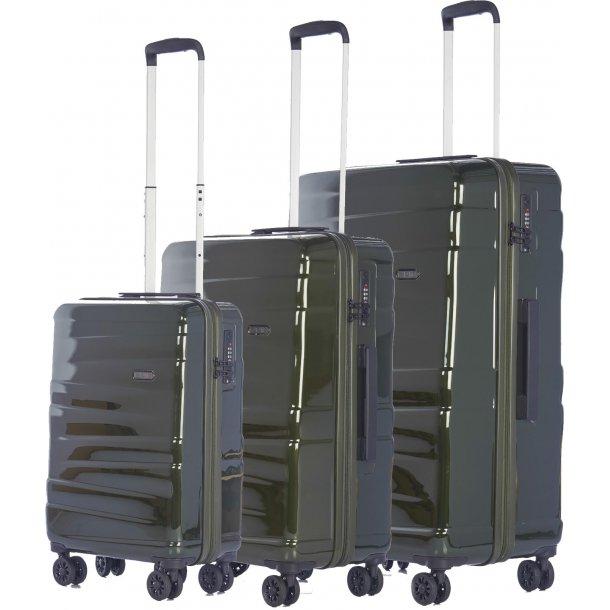 EPIC Vision nightGREEN kuffertsæt