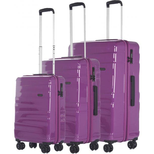 EPIC Vision DahliaVIOLET kuffertsæt