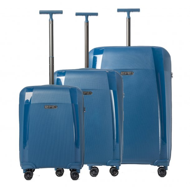 EPIC Phantom SL LagoonBlue kuffert kuffertsæt